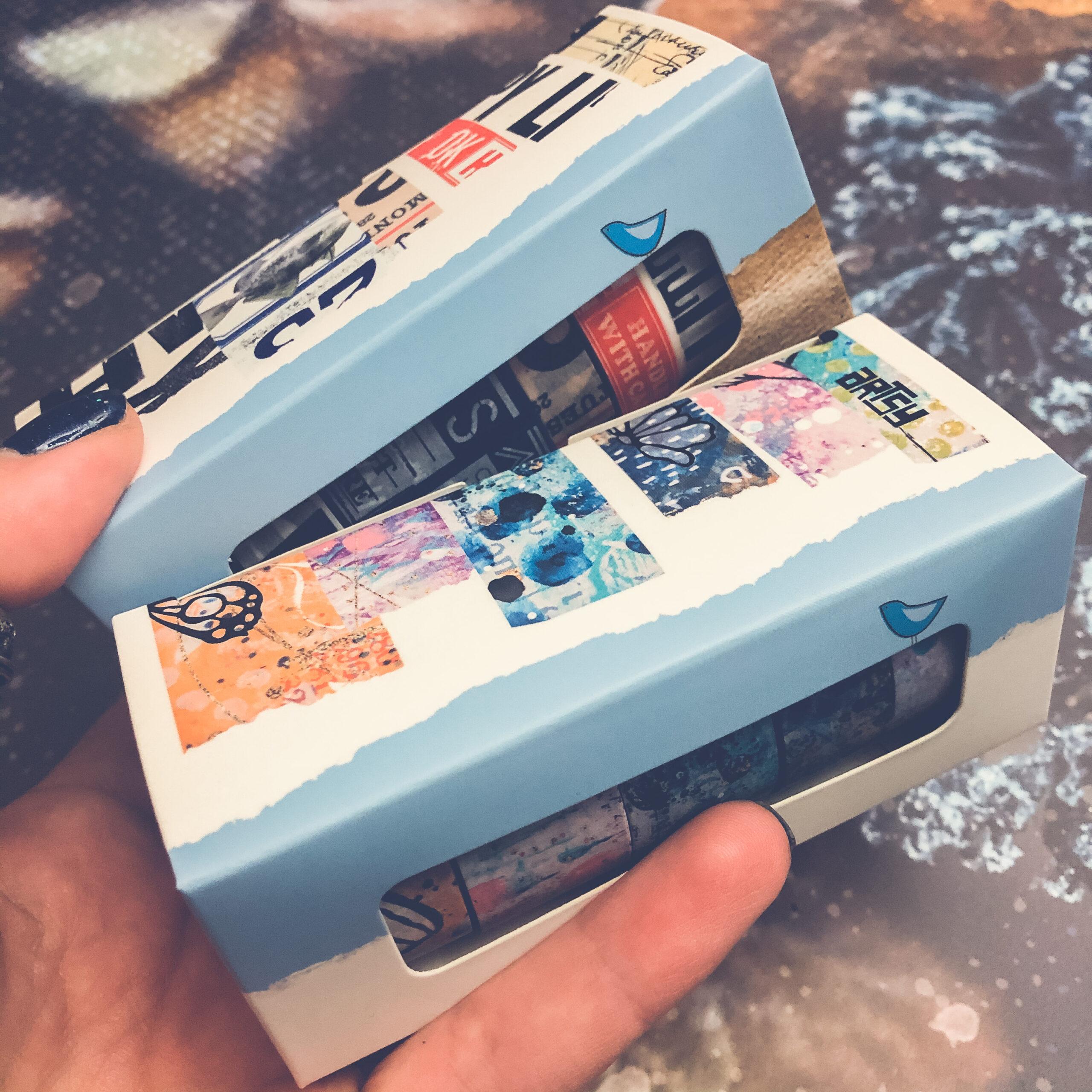 AJS – washi tape